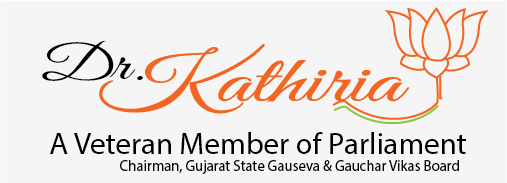 Dr. Vallabhbhai Kathiria | A Veteran Member of Parliament